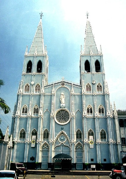 San Sebastian Cathedral (Manila) Photo Credit to the Owner