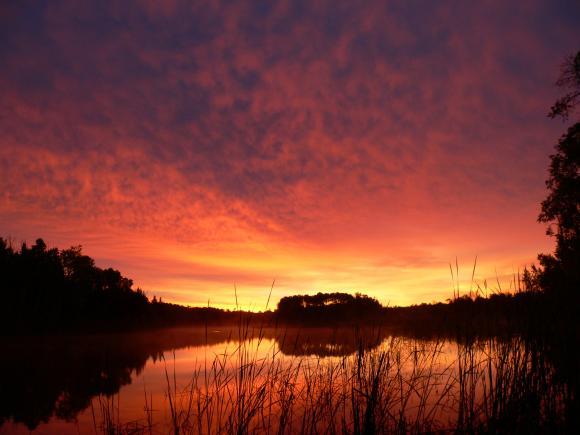 mb sunset